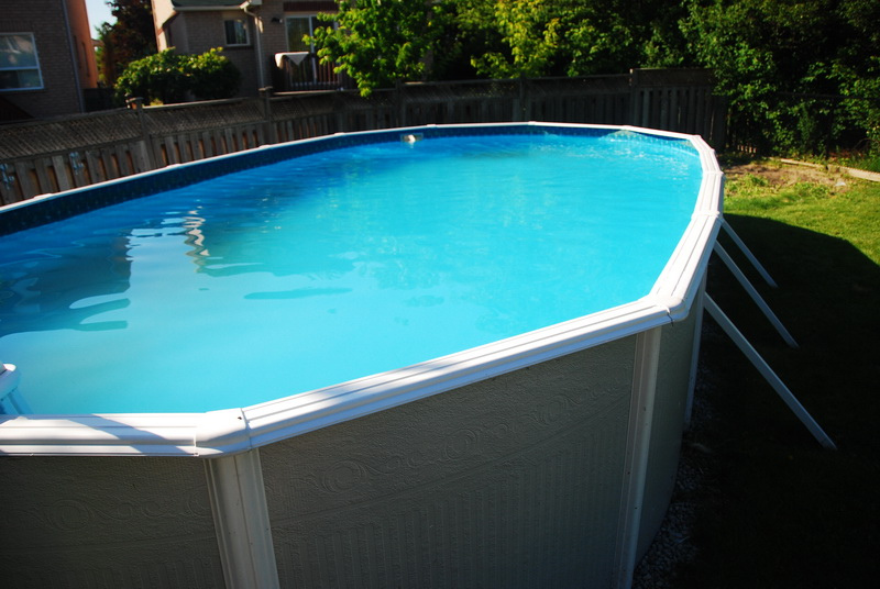 Above ground pools ct pool installer pool repair rizzo for Best looking above ground pools