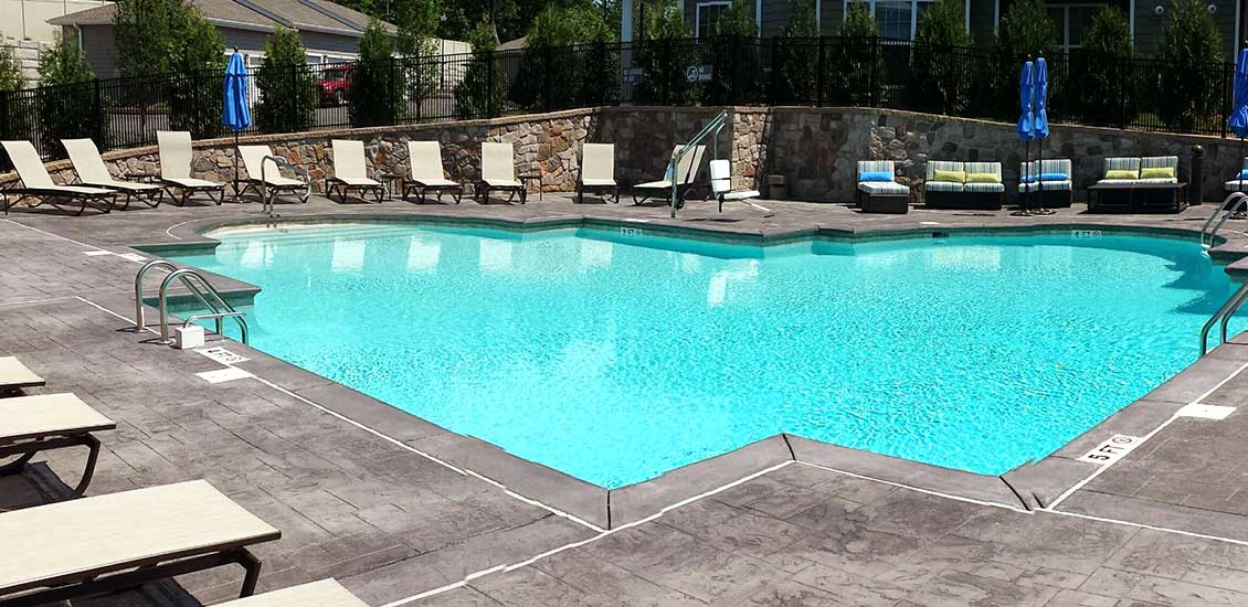 Commercial pool design installer repair rizzo pools for Commercial pools