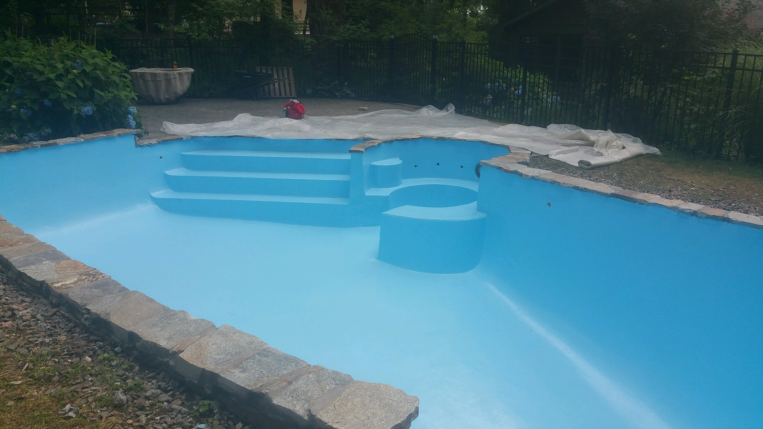 Pool remodeling renovation company ct rizzo pools for Pool remodeling